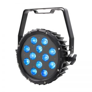 Exterior LED wash light hire