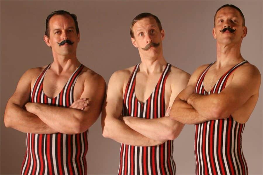 Victorian Strongmen