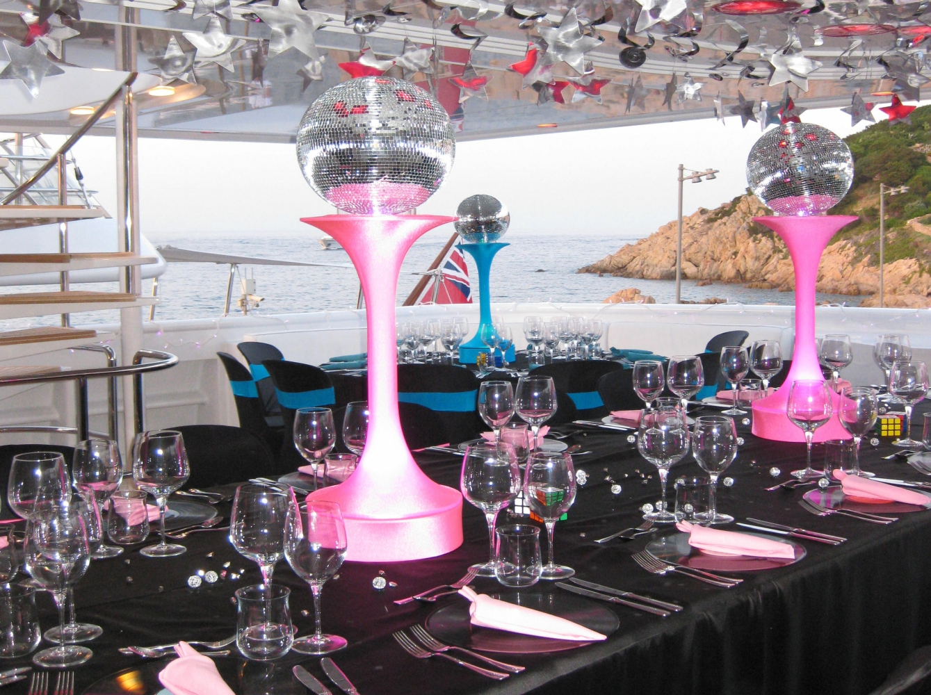 themed decor hire