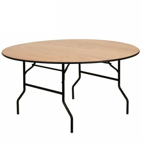 5ft 6in banquet table