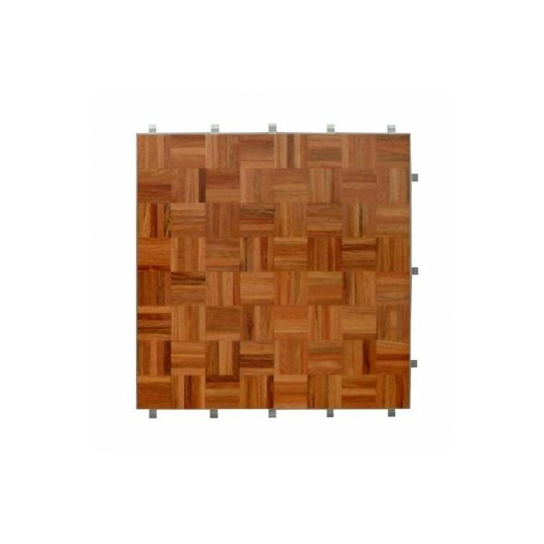Dance floor panel - parquet